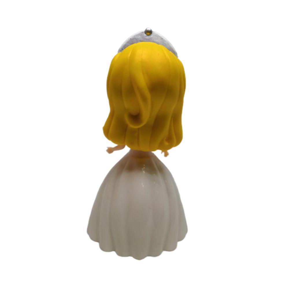 Figure Princesa Cinderela - Disney Cinderela - 9CM