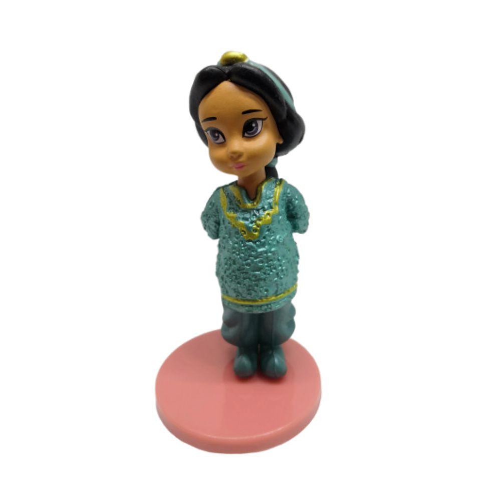 Figure Princesa Jasmine - Disney Aladdin - 7CM