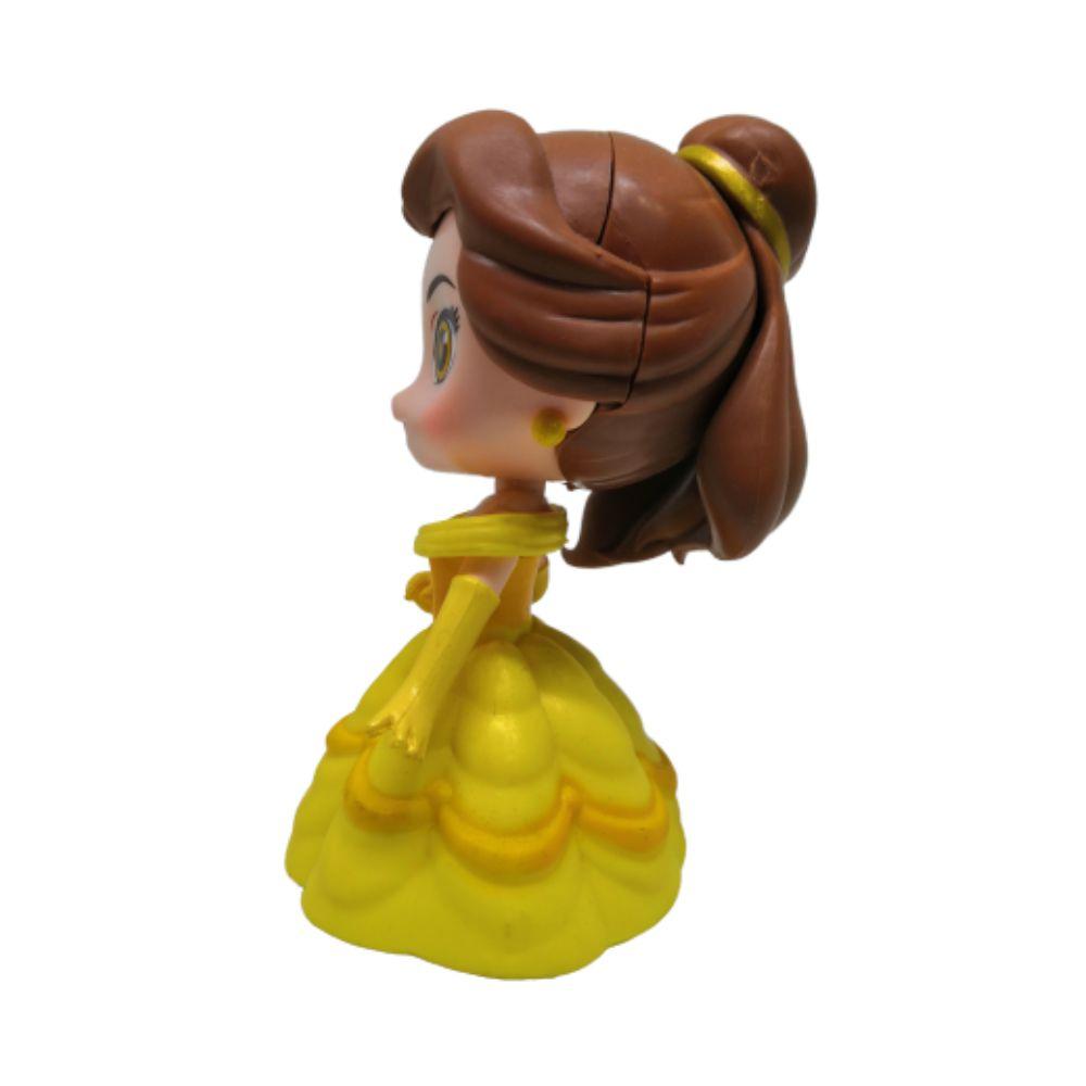 Figure Princesa Bela - Disney A Bela E A Fera - 8CM
