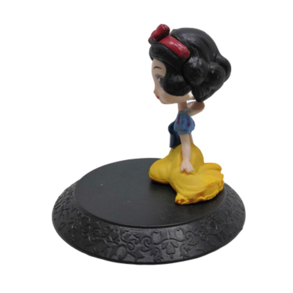 Figure Princesa Branca de Neve - Disney Branca De Neve E Os Sete Anões - 7CM