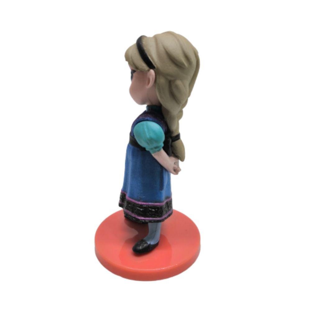 Figure Princesa Elsa - Disney Frozen - 7CM