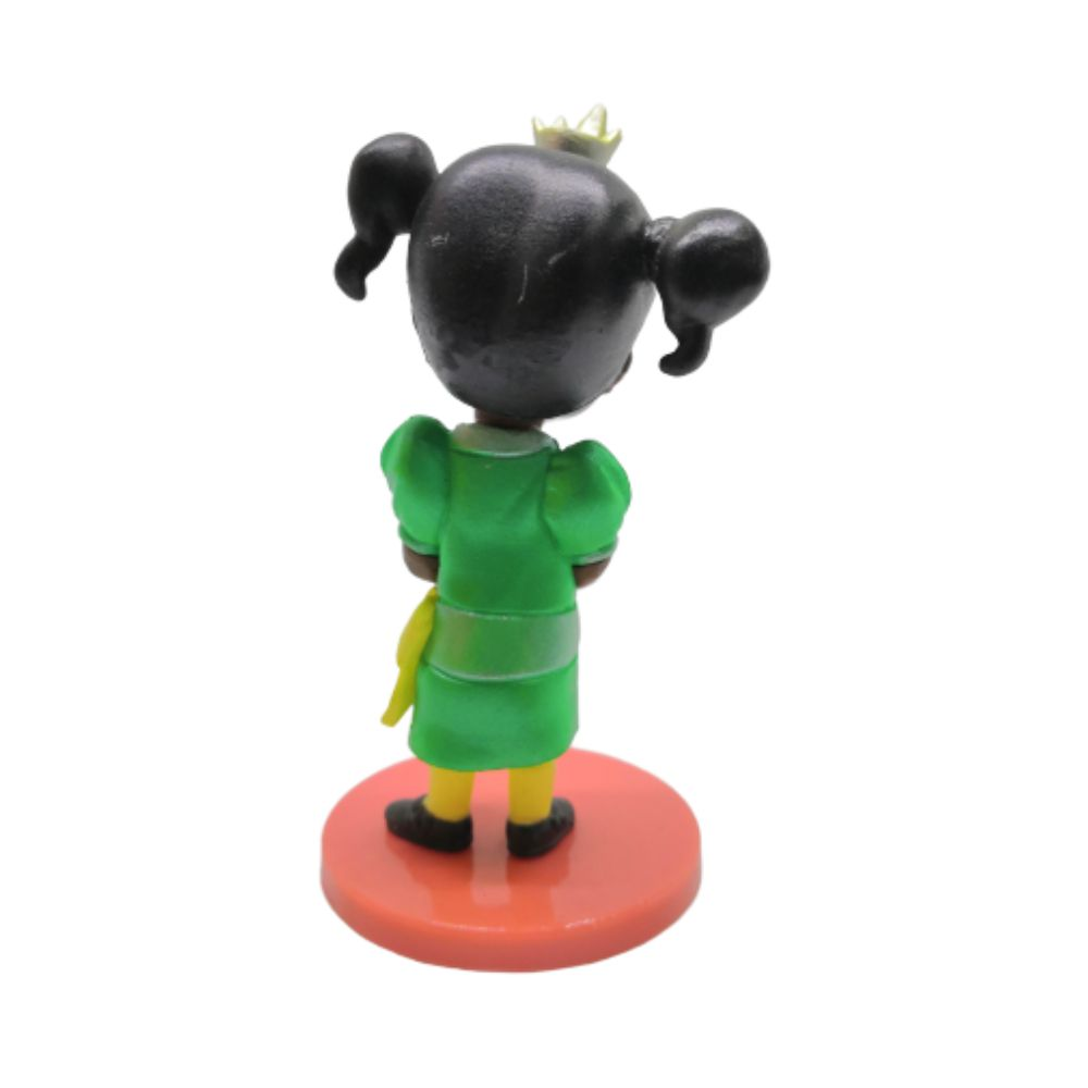 Figure Princesa Tiana - Disney A Princesa e o Sapo - 7CM