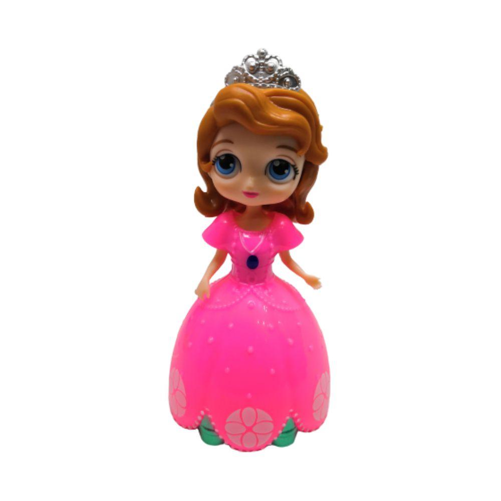 Figure Princesinha Sofia - Disney - 9CM