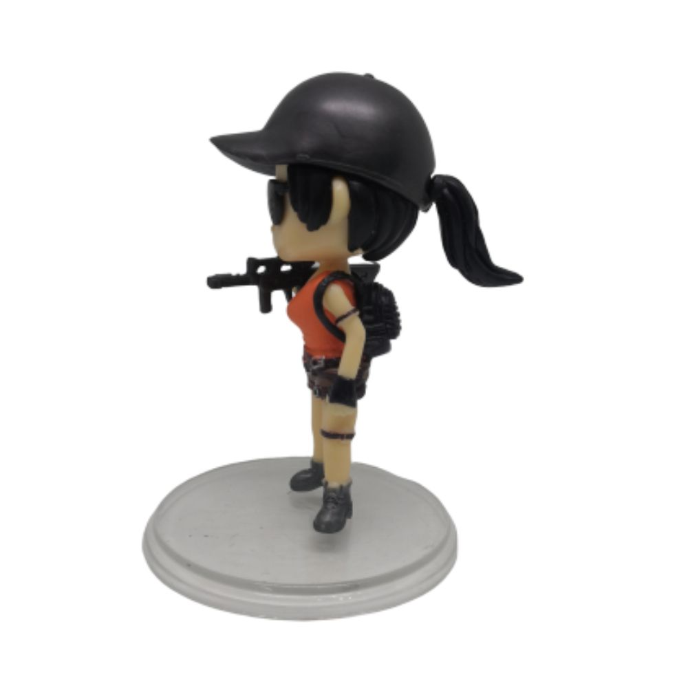 Action Figure PUBG Mini 4 - 8CM