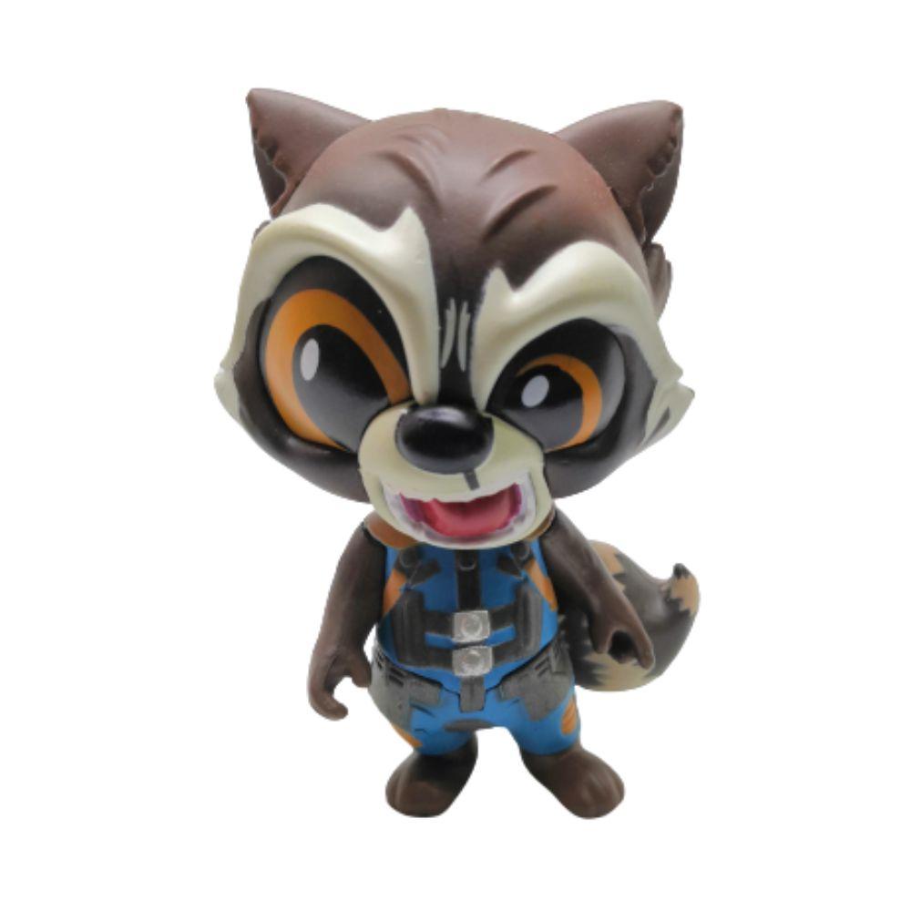 Figure Rocket Raccoon - Vingadores Marvel - 9CM