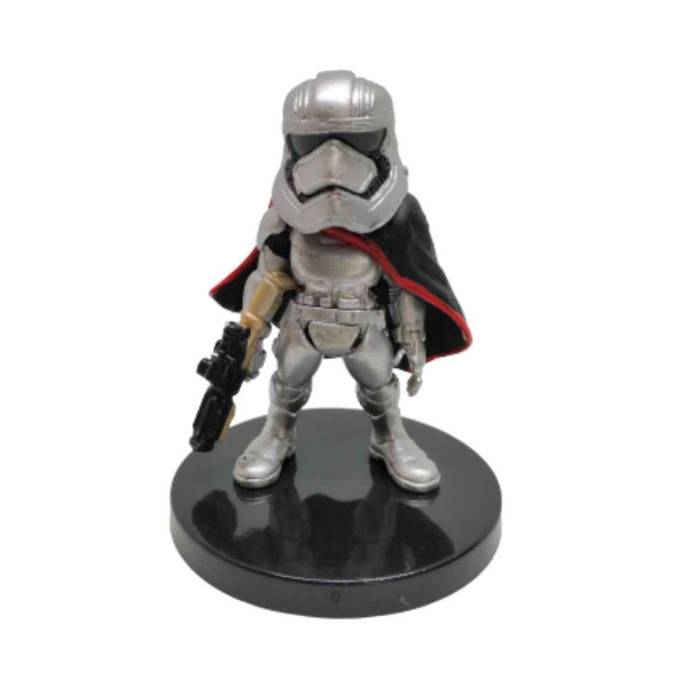 Action Figure Star Wars Captain Phasma 5CM PVC