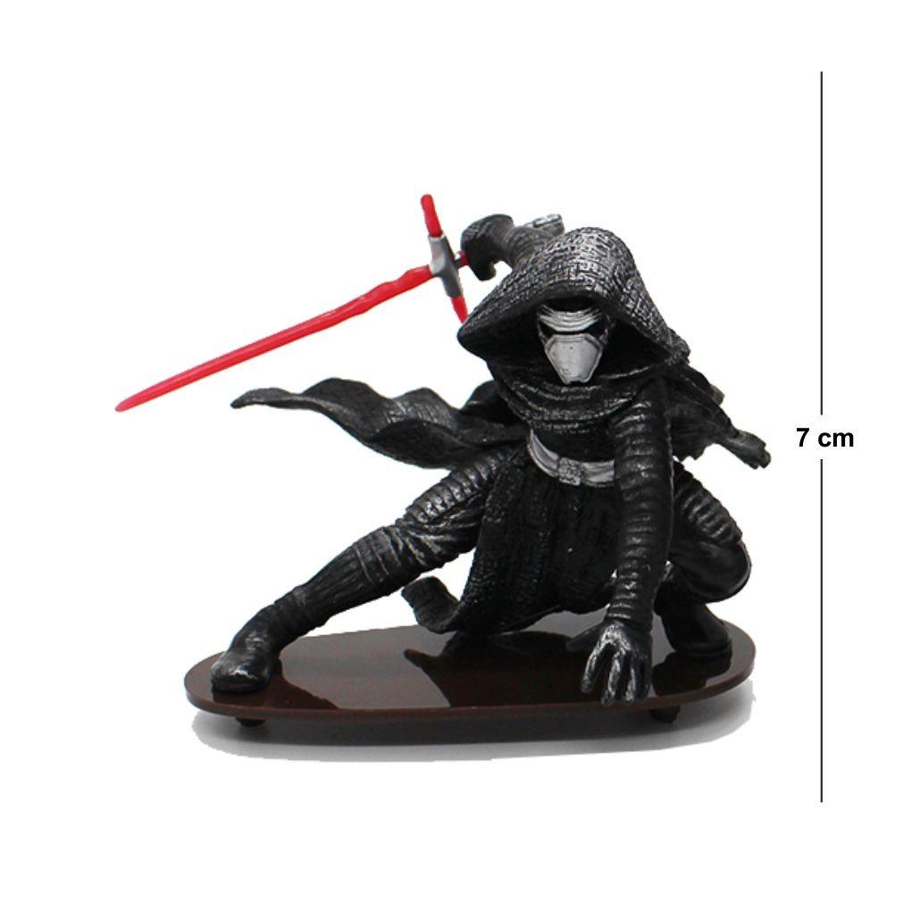 Action Figure Star Wars Kylo Ren 7CM PVC