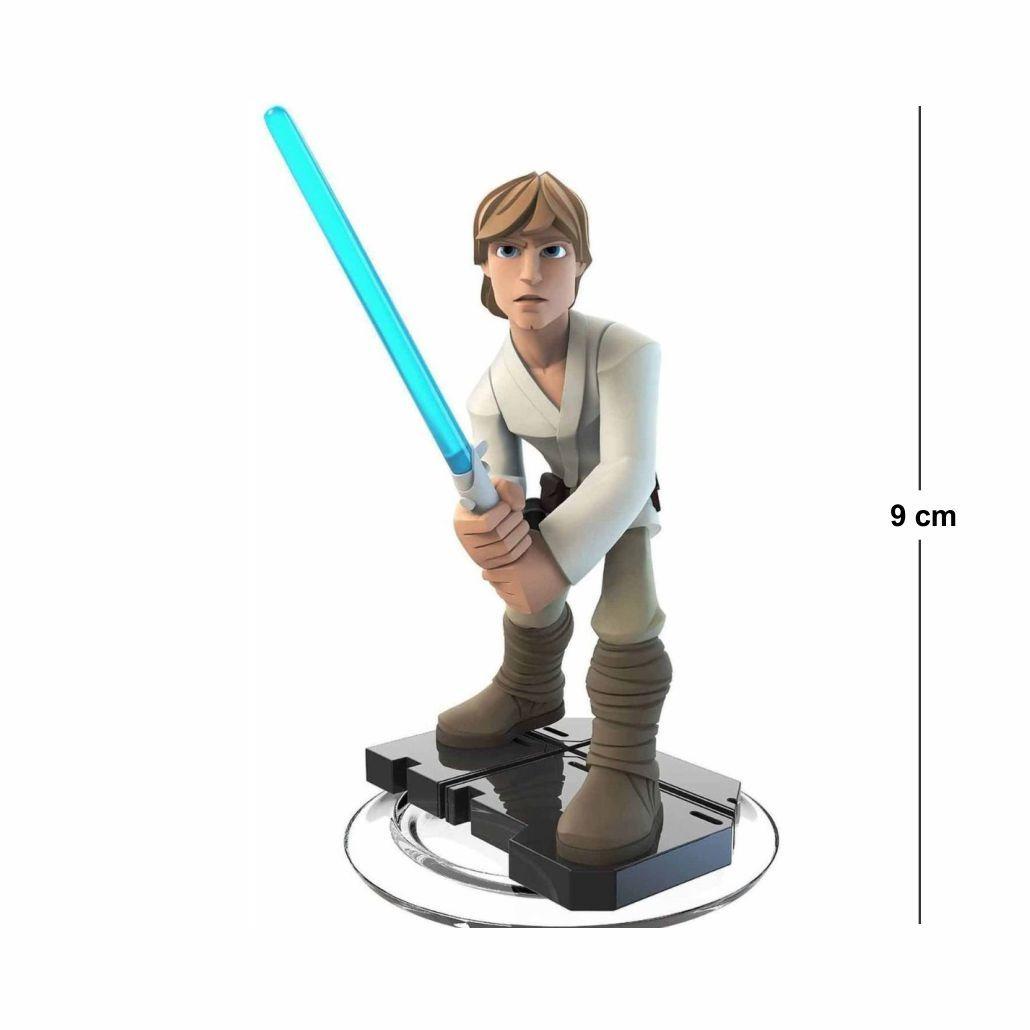 Action Figure Star Wars Luke Skywalker 9CM PVC