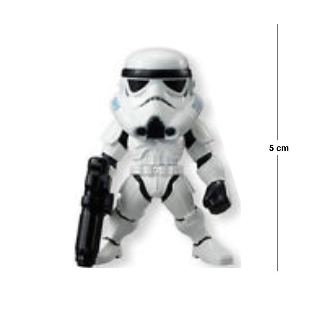 Action Figure Star Wars Stormtrooper 5 cm
