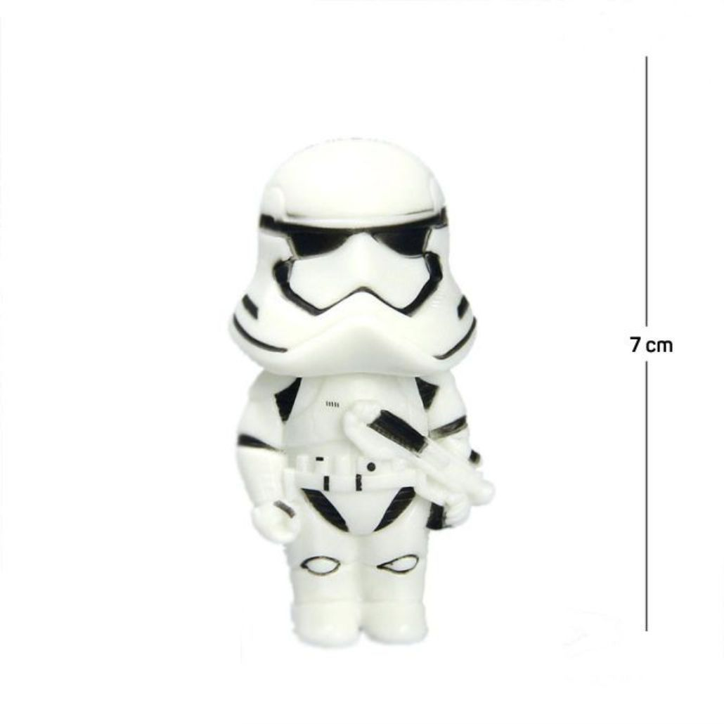 Action Figure Star Wars Stormtrooper 7cm