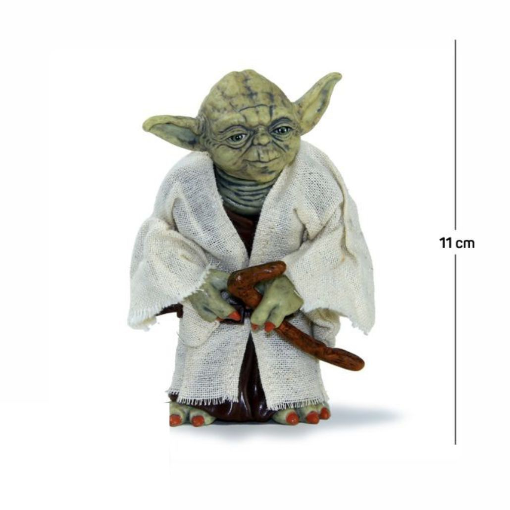 Action Figure Star Wars Yoda 11cm