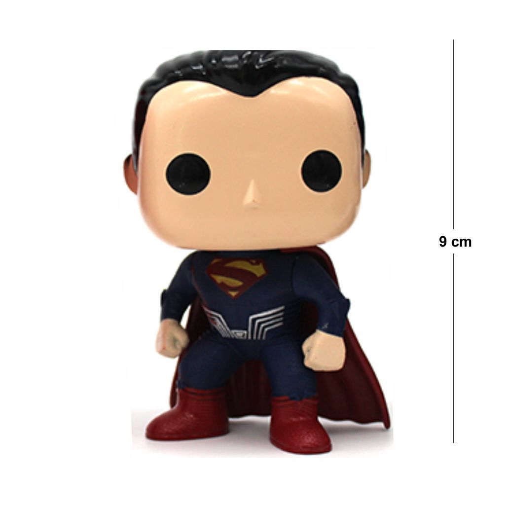 Action Figure Superman 9CM