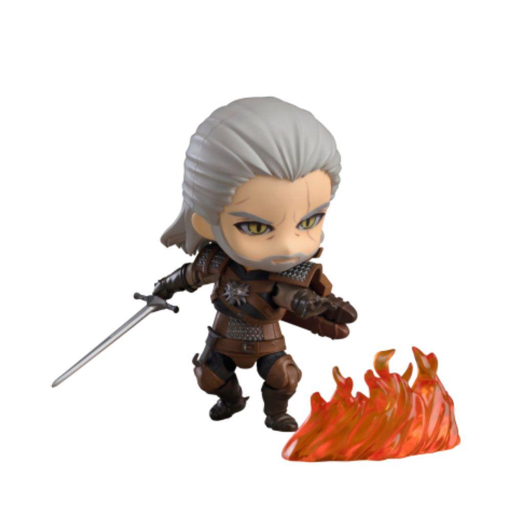 Figure Geralt - The Witcher - 12CM