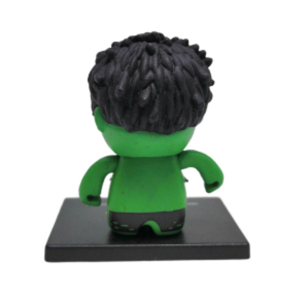 Figure Chibi Hulk - Vingadores Marvel - 3CM