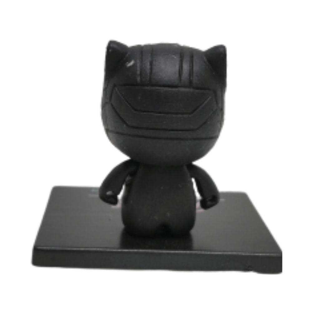 Figure Chibi Pantera Negra - Vingadores Marvel - 3CM