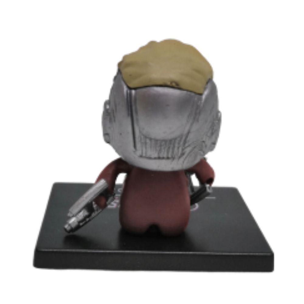 Figure Chibi Senhor das Estrelas - Vingadores Marvel - 3CM