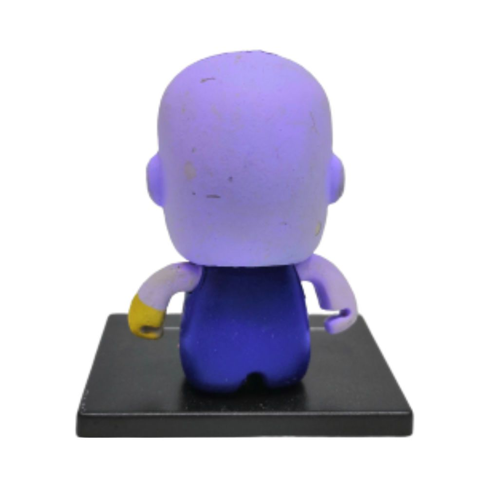 Figure Chibi Thanos - Vingadores Marvel - 3CM
