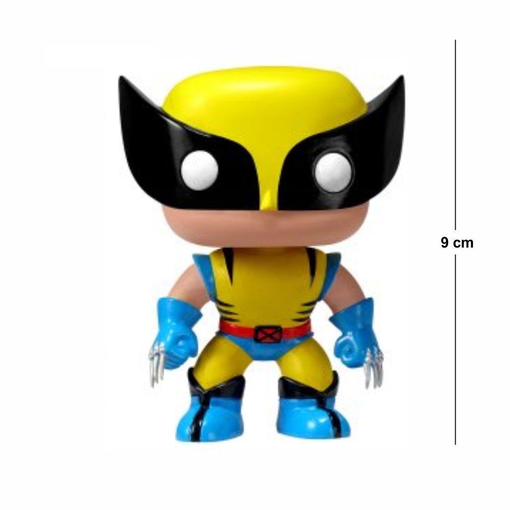Action Figure Wolverine 9CM