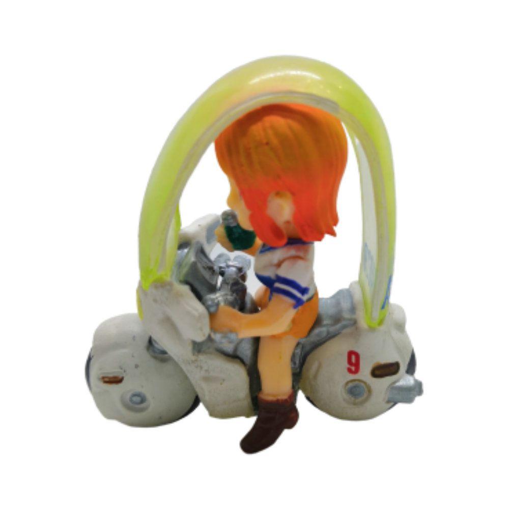 Figure Nami Moto - One Piece E Dragon Ball - 5CM