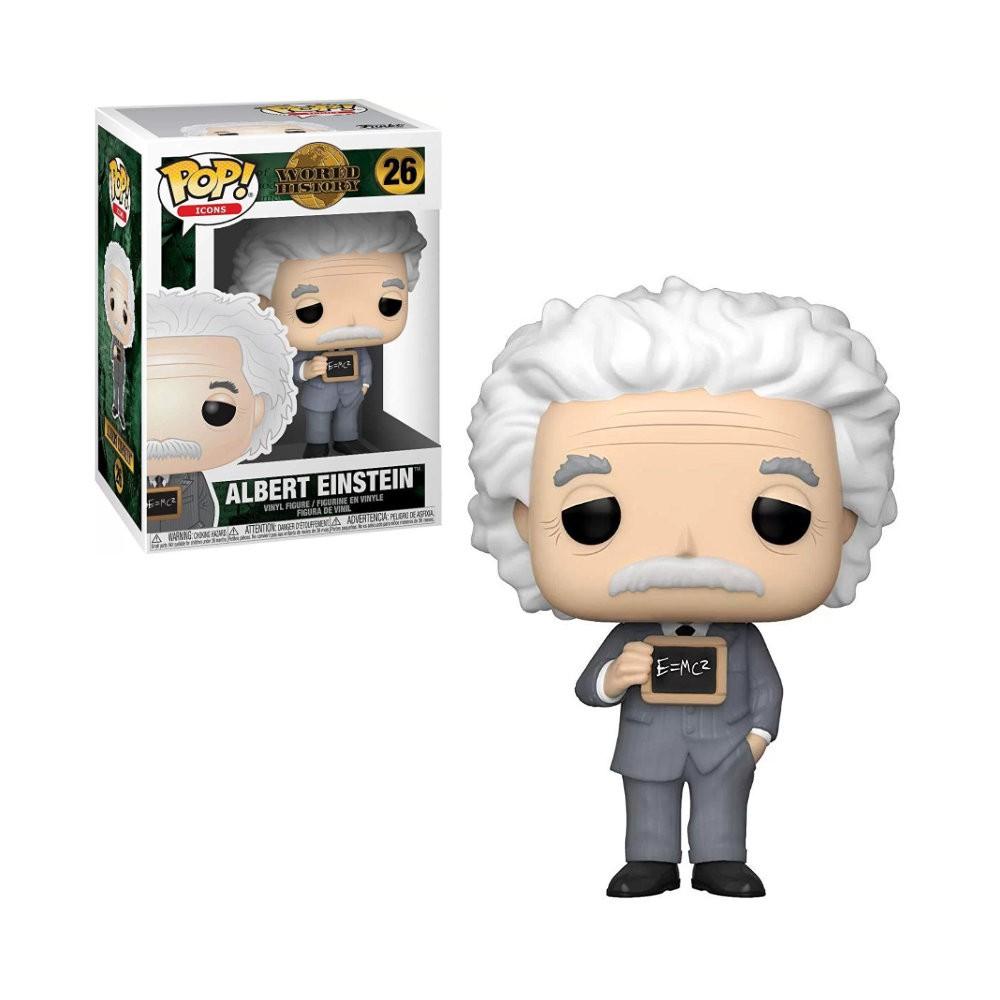 POP! Funko - Albert Einstein 26 - World History