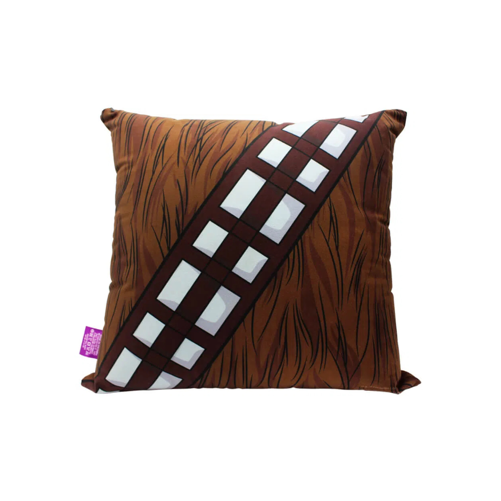 Almofada Chewbacca - Star Wars - 40X40 (Veludo)