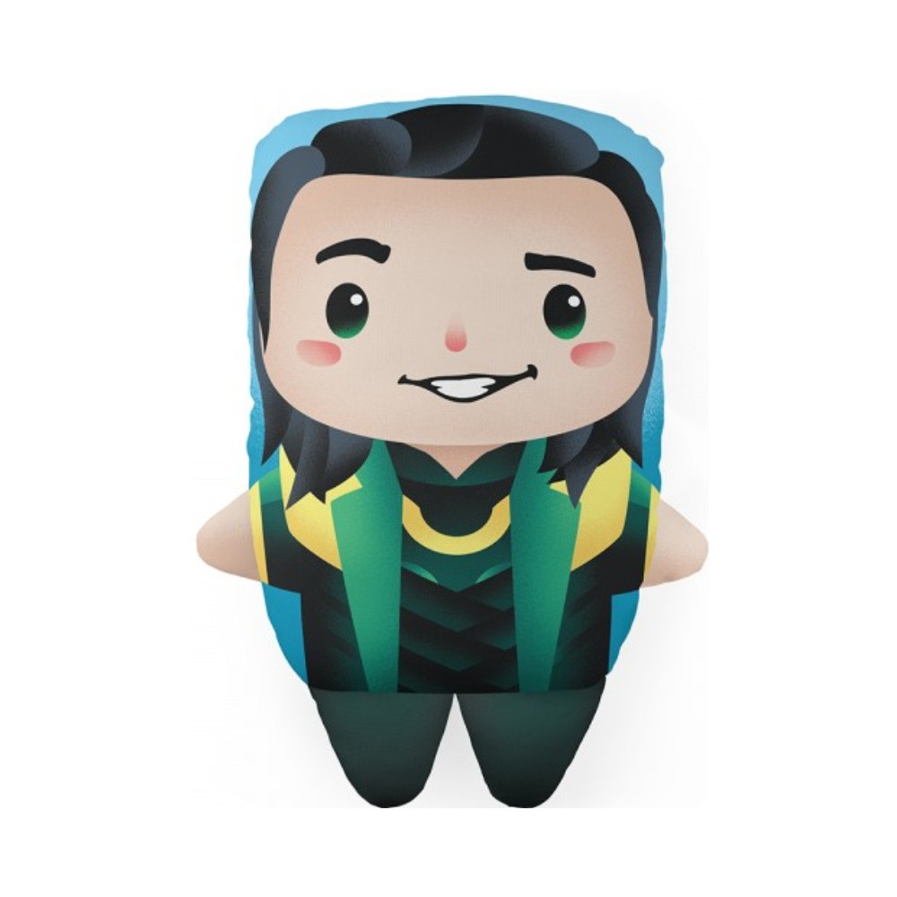 Almofada Loki - Marvel Vingadores - 43X30