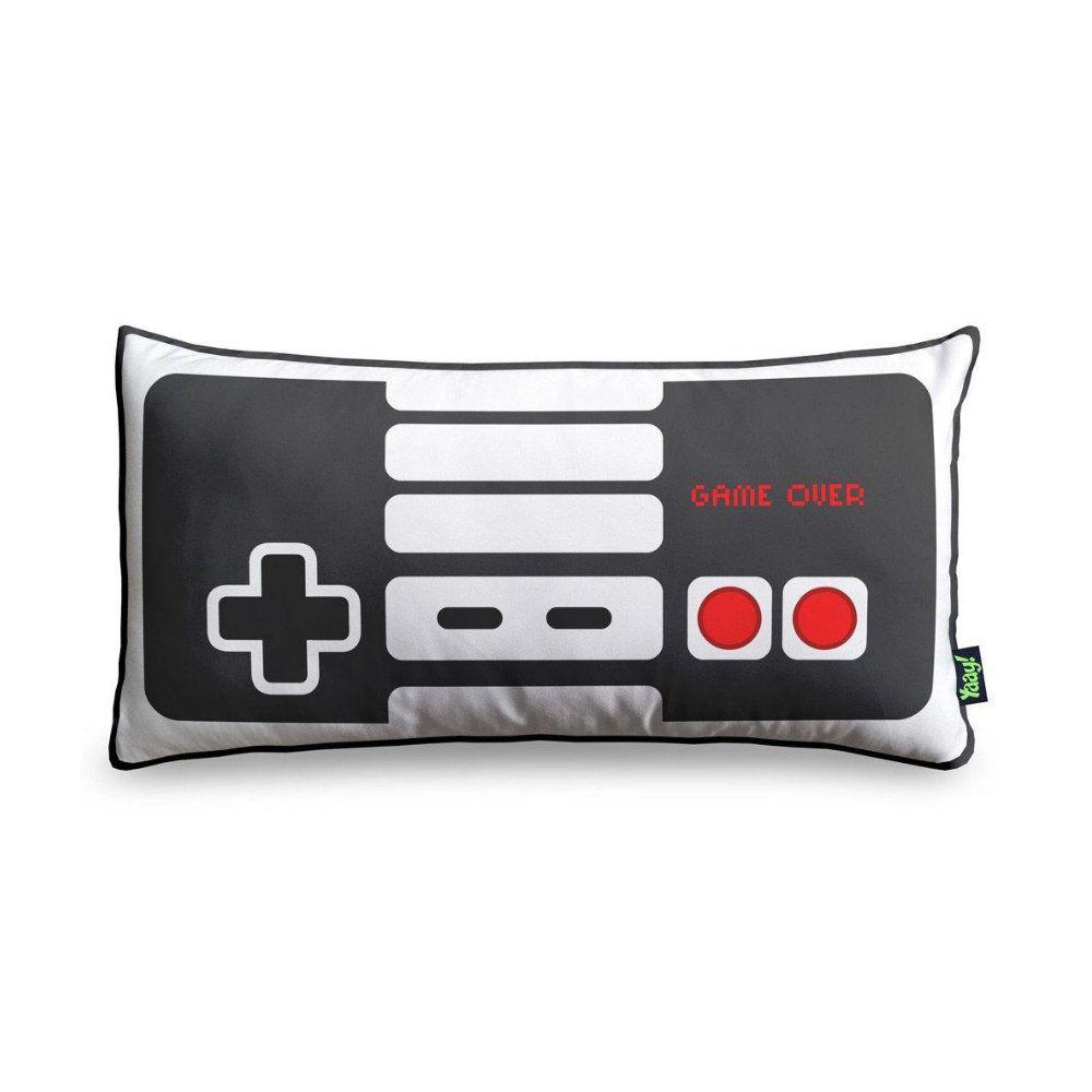 Almofada Joystick Retrô - Nintendo - 40X20