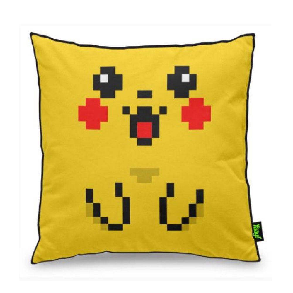 Almofada Pikachu - Pokémon - 40X40