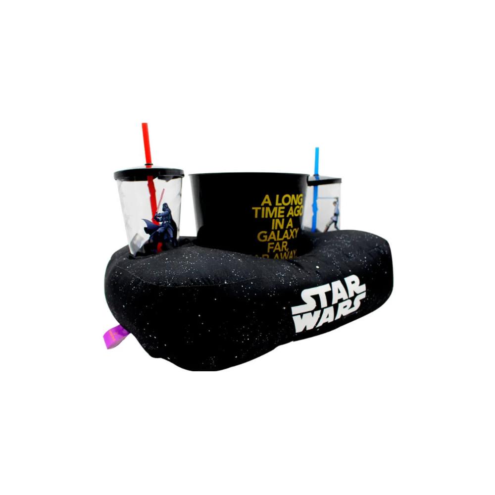 Almofada Porta Pipoca Star Wars