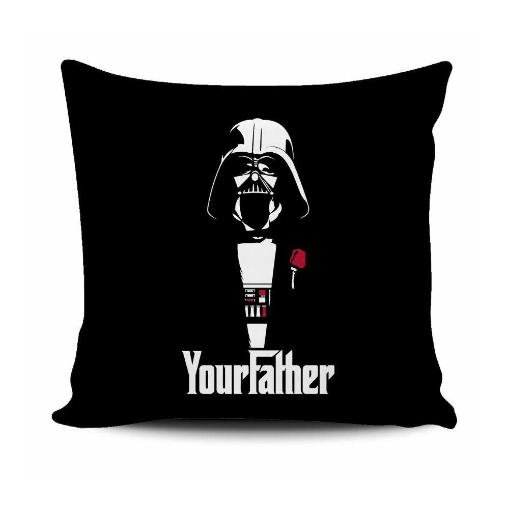 Almofada Darth Vader - Star Wars - 40X40