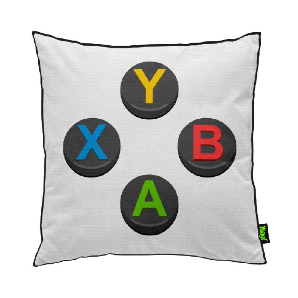 Almofada Botões Xbox - Microsoft - 40X40