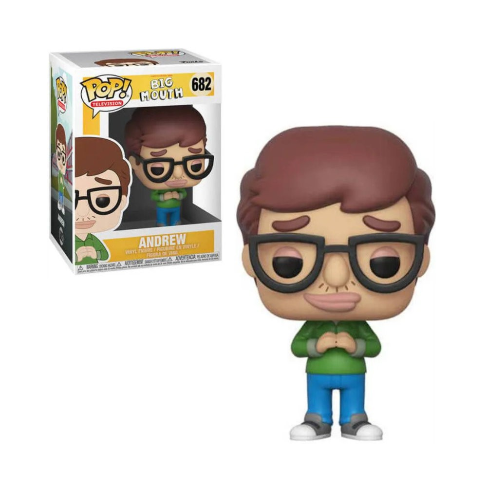POP! Funko - Andrew 682 - Big Mouth