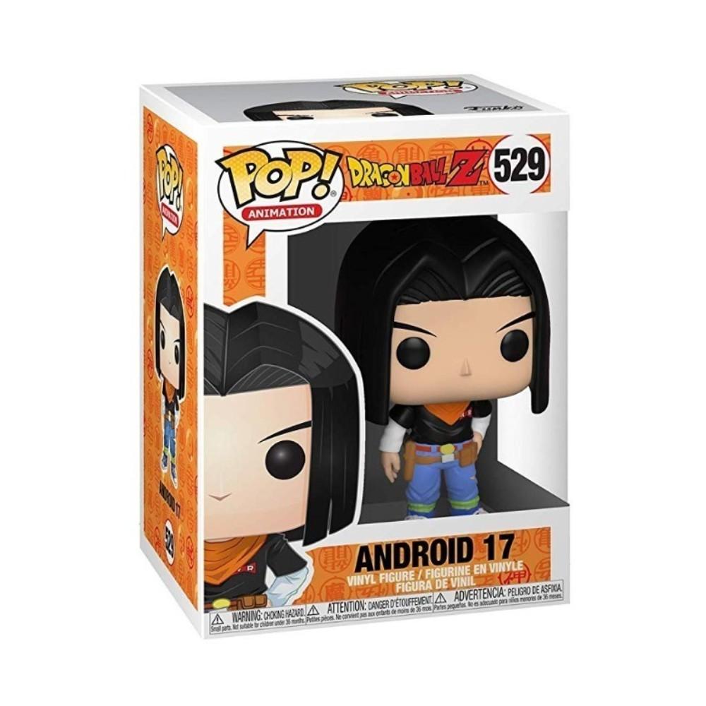 POP! Funko - Android 17 529 - Dragon Ball Z
