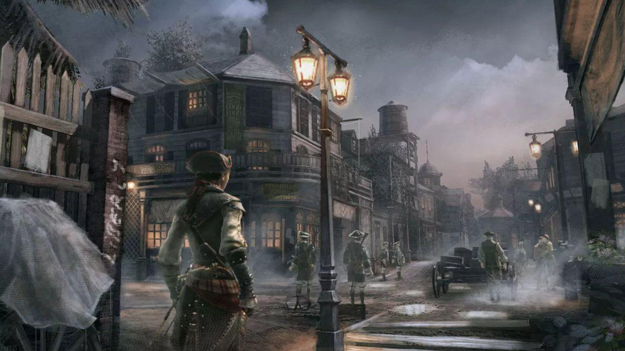Jogo Assassin's Creed III Liberation - PSVITA