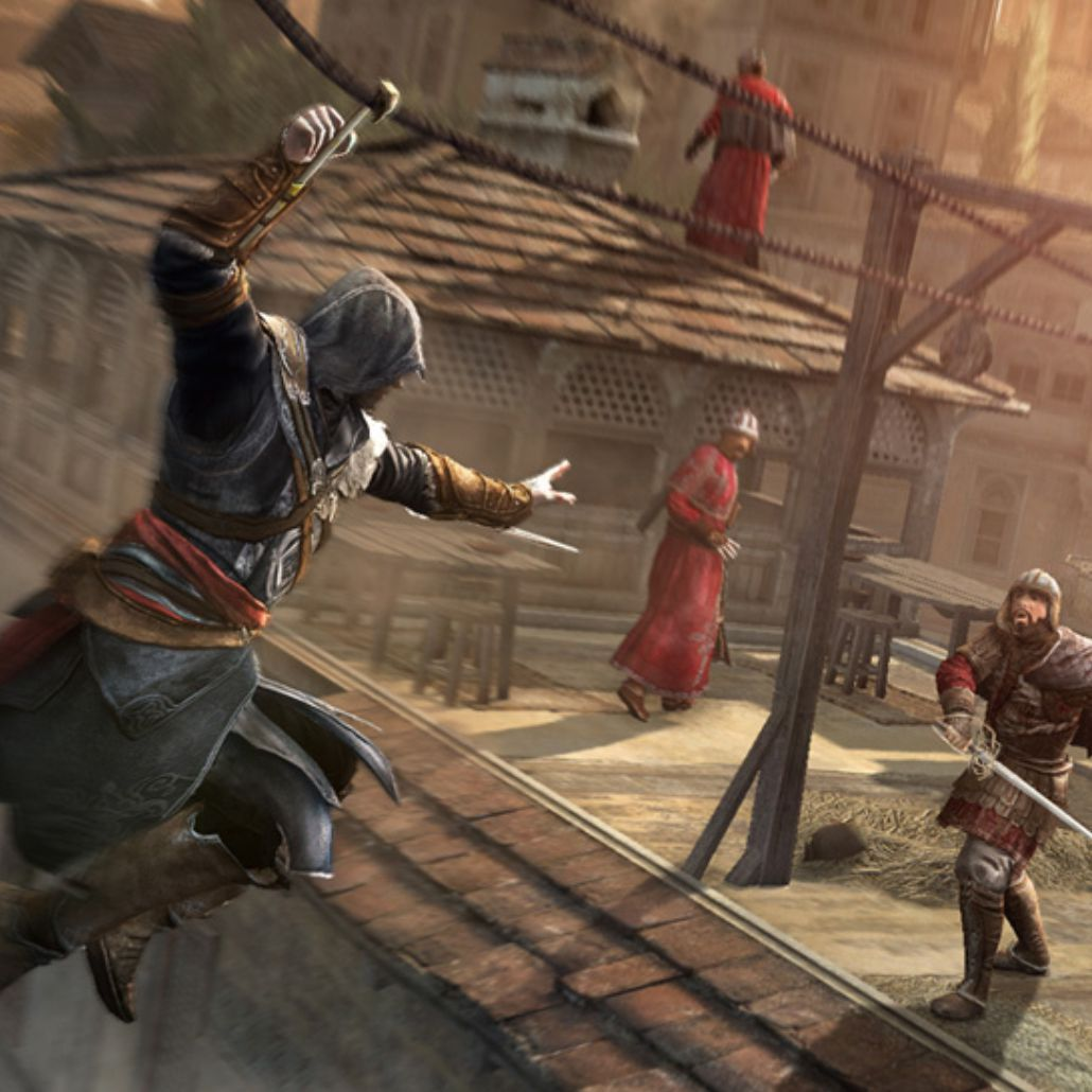 Assassins Creed Revelations - PS3