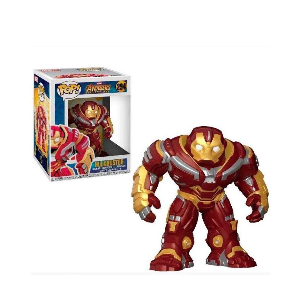 POP! Funko - Avengers Hulkbuster Super Sized 6' - Avengers: Infinity War