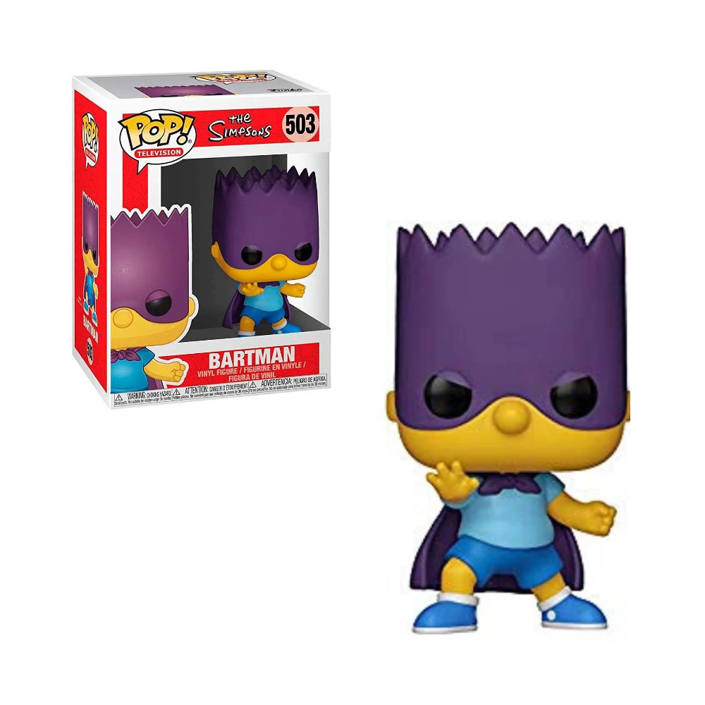 POP! Funko - Bartman 503 - The Simpsons