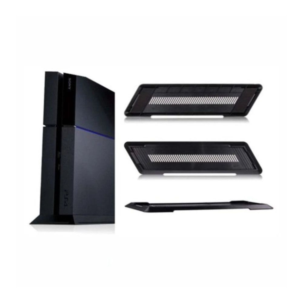 Base Vertical Play Game PS4 Fat Preta
