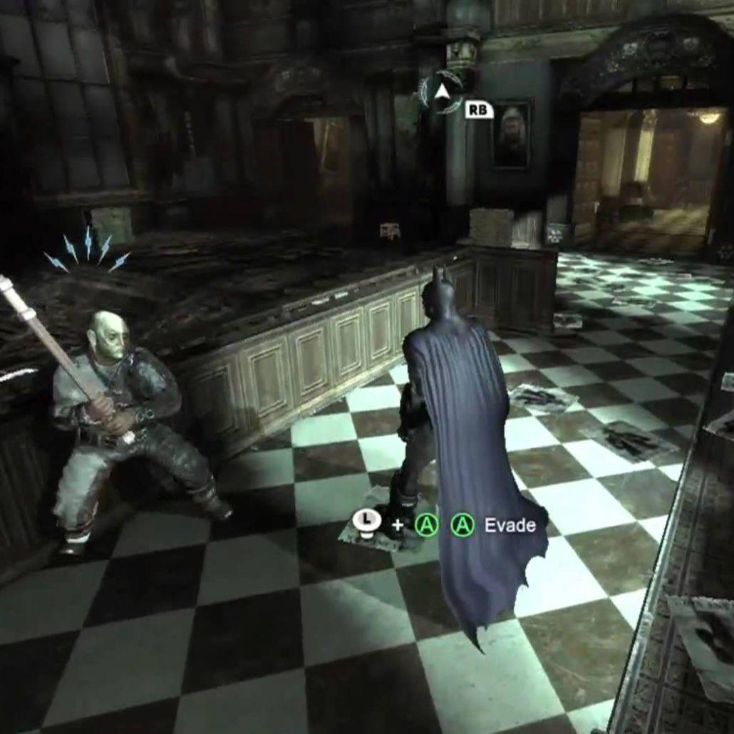 Batman Arkham City - Xbox 360