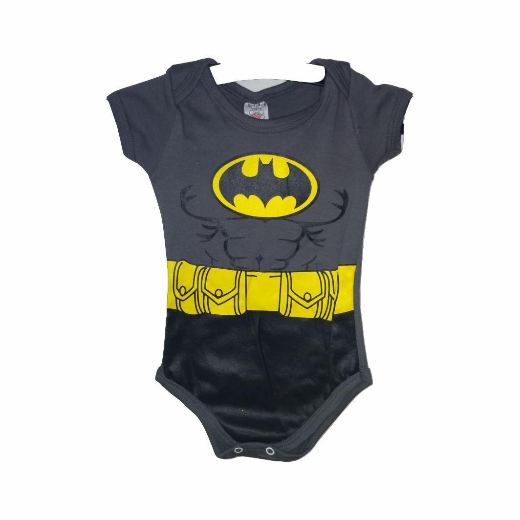 Body Bebê Geek Batman - G - Dino Games - A Loja GAMER que mais ... 34470cfed9f
