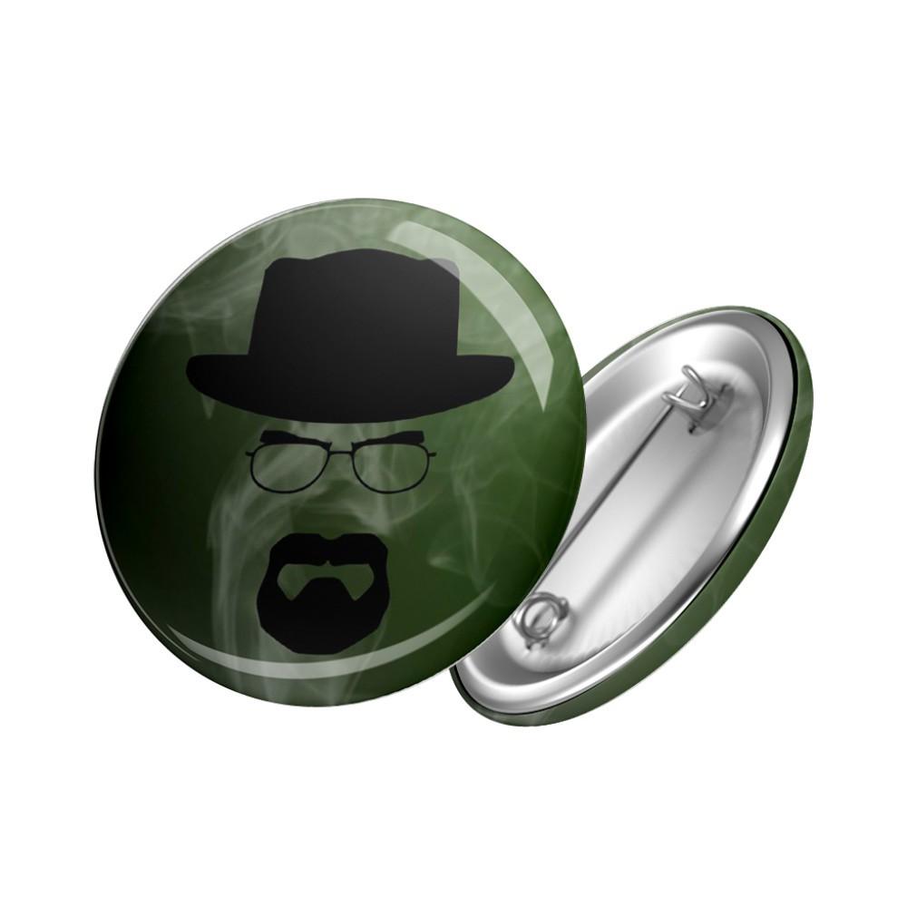 Botton Heisenberg - Breaking Bad - 6X6