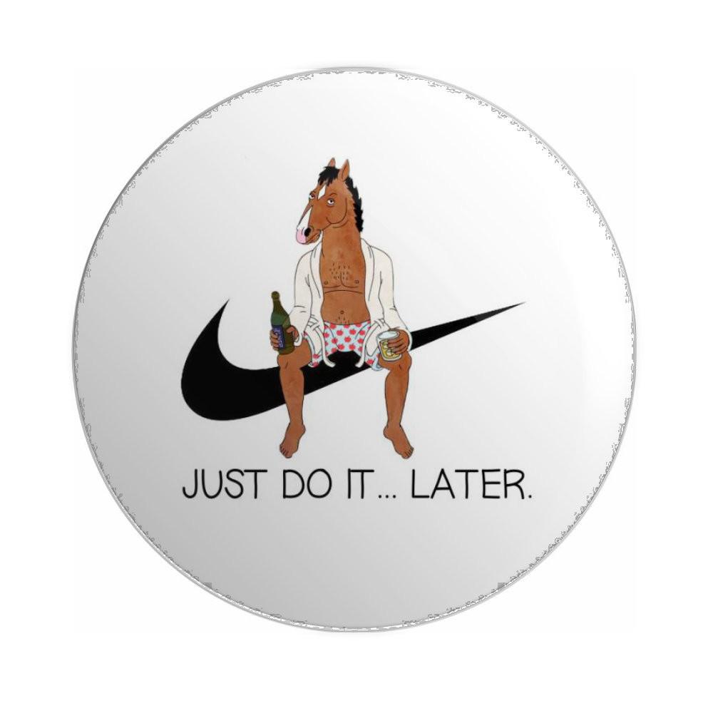 Botton Just Do It Later - BoJack Horseman - 6X6