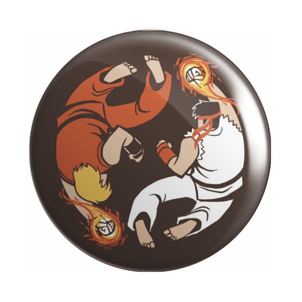 Botton Button Geek Street Fighter