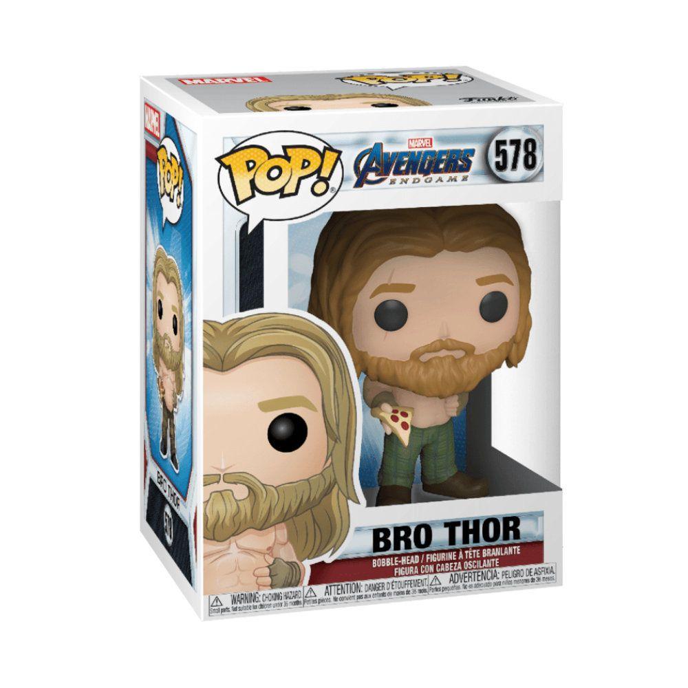 POP! Funko - Bro Thor 578 - Avengers: Endgame