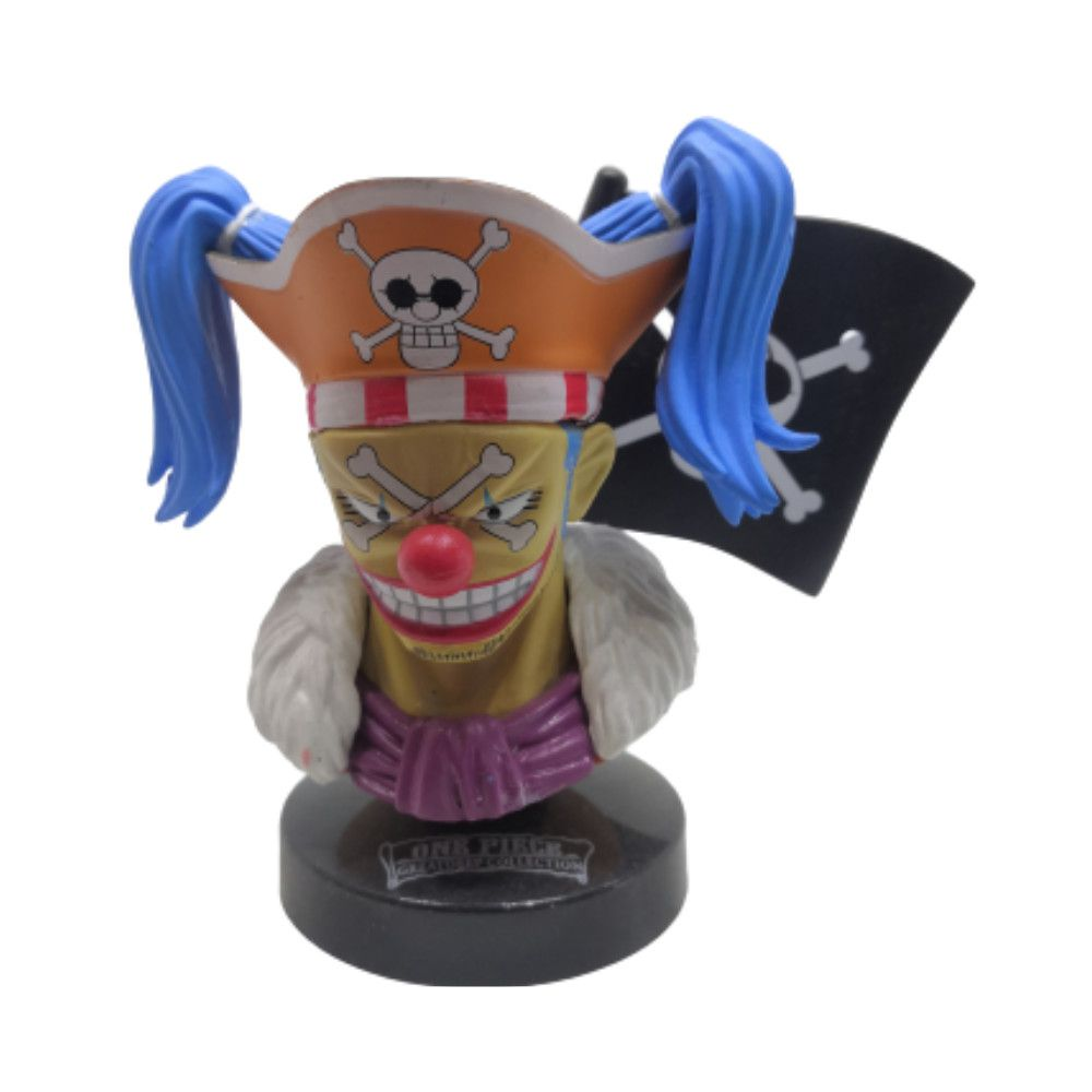 Figure Busto Buggy - One Piece - 8CM