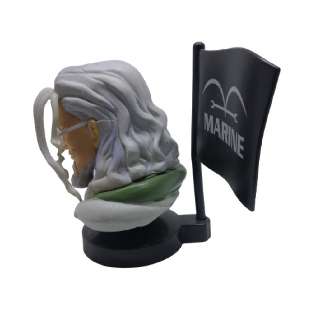 Figure Busto Silvers Rayleigh - One Piece - 8CM