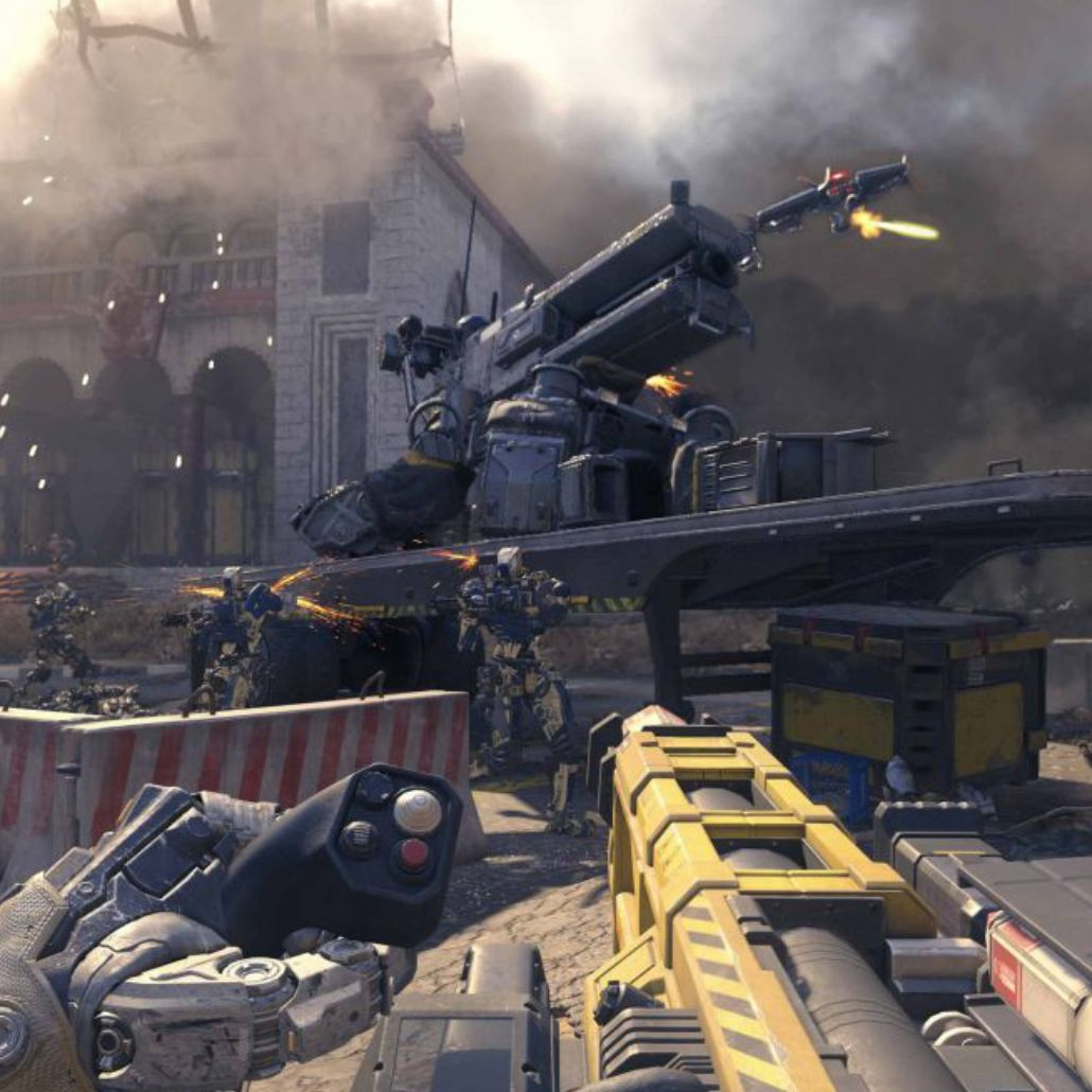 Call of Duty Black Ops III - PS4