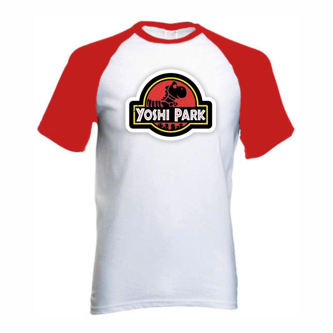 Camisa Geek Yoshi Park - G Adulto