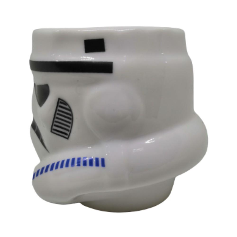 Caneca Cerâmica 3D Stormtrooper - Star Wars - 500mL