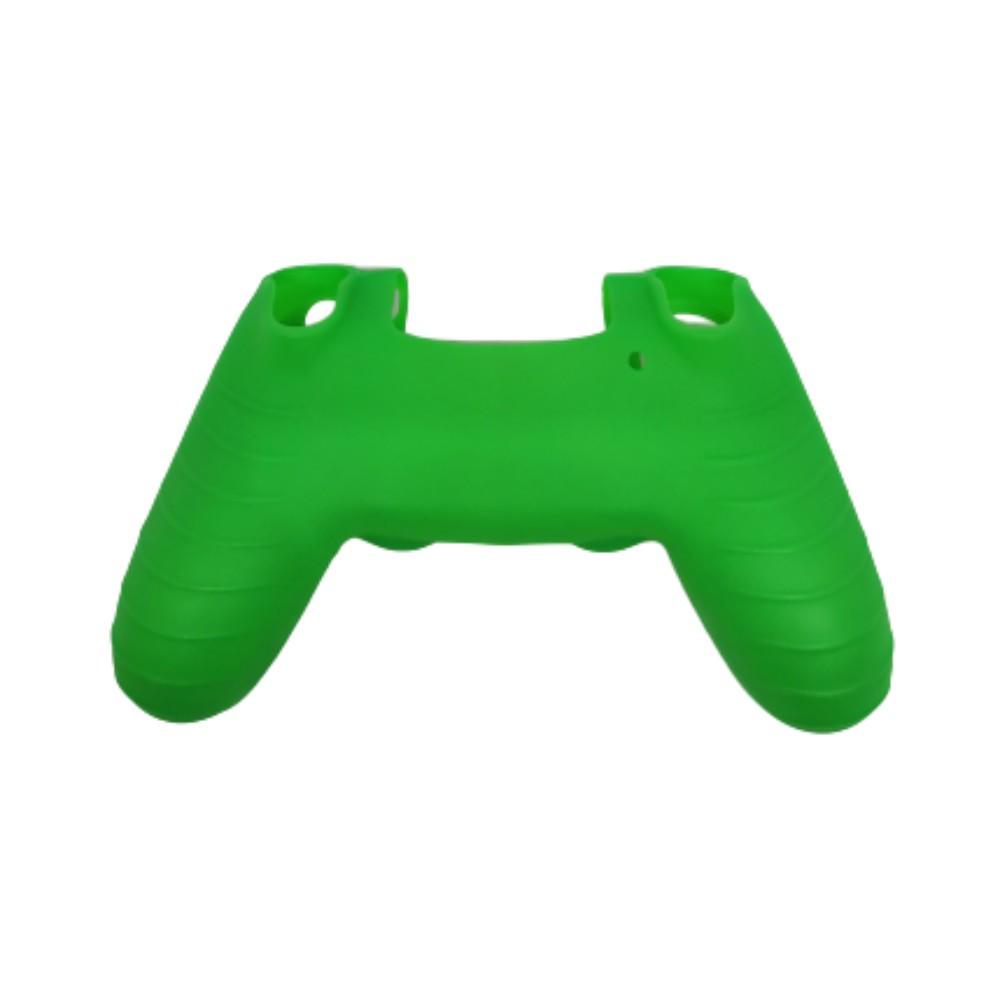 Capa de Silicone para Controle PS4 - Verde